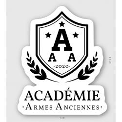 AAA Sticker